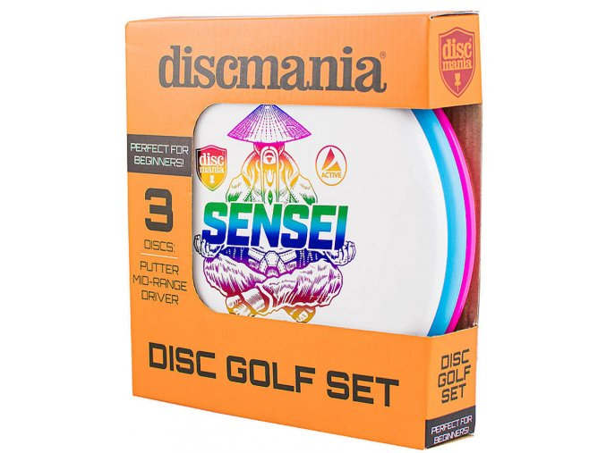 Discmania Active Set
