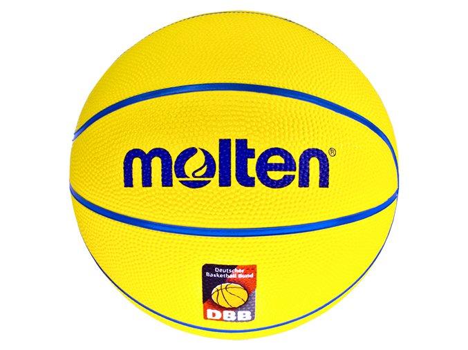 sb4 basketbalovy mic molten