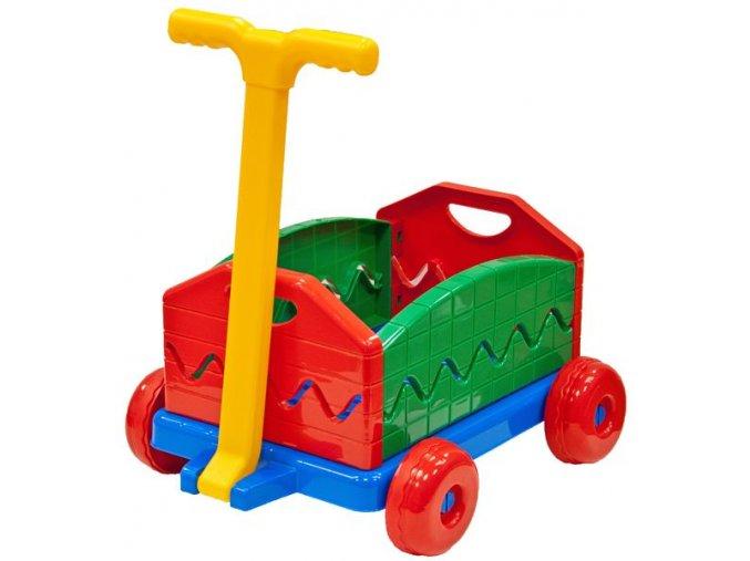 detsky vozik vlecka