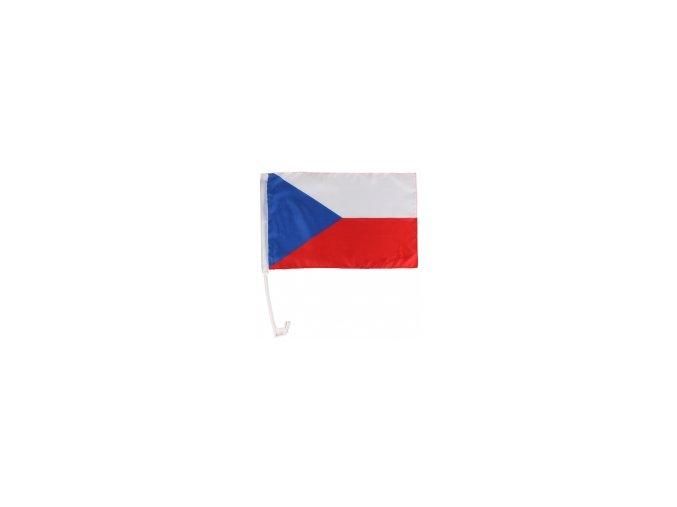 fanousek vlajka auto