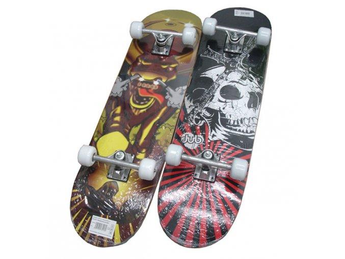 Skateboard rekreační