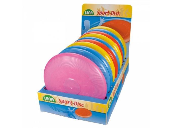 frisbee lena