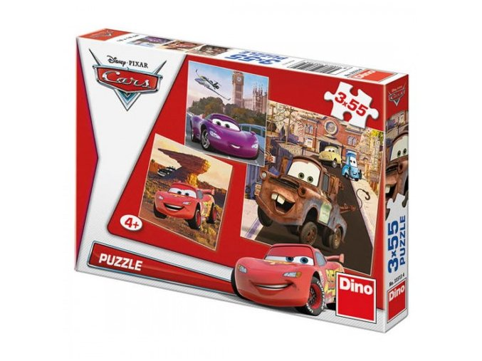puzzle kid cars v akci