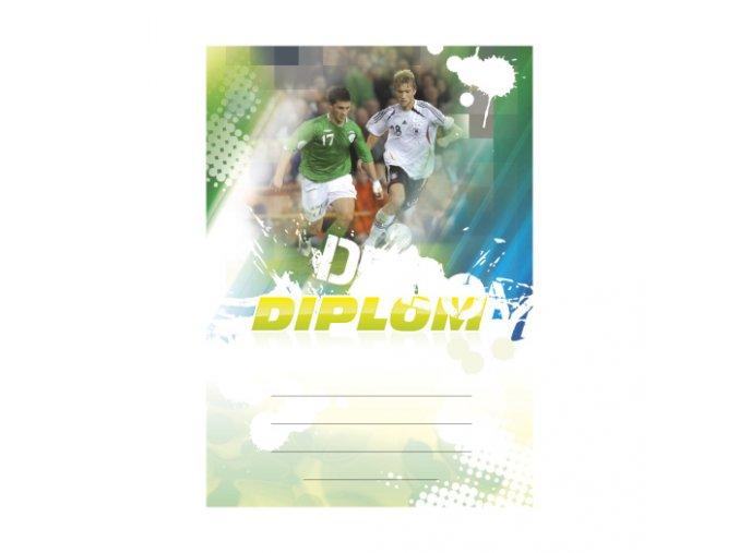 diplom fotbal 6602