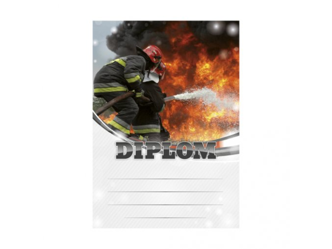 diplom hasici 6674