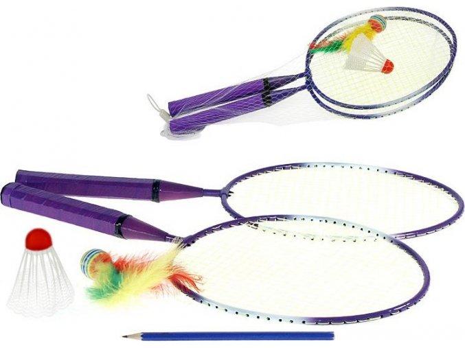 badminton sada detska 2ks palka 46cm