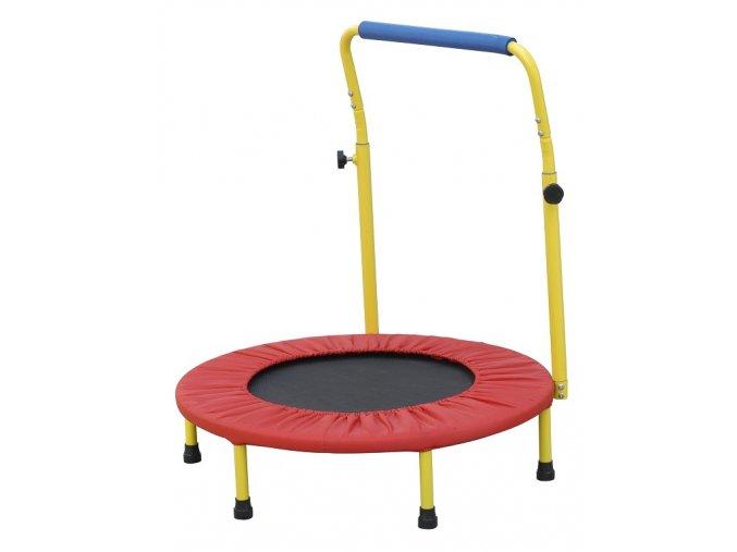 trampolina pro deti s madlem