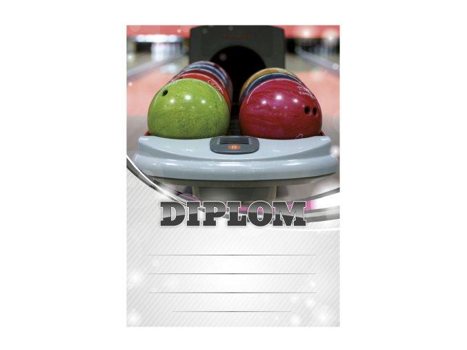 diplom bowling 6670