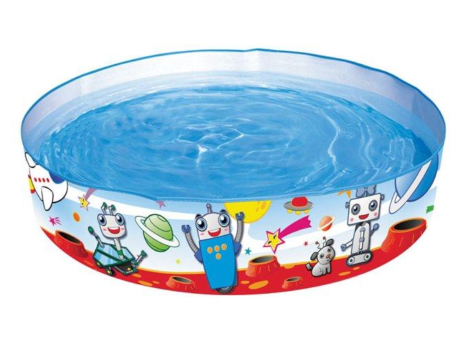 Bazén s pevnou stěnou Bestway 55004