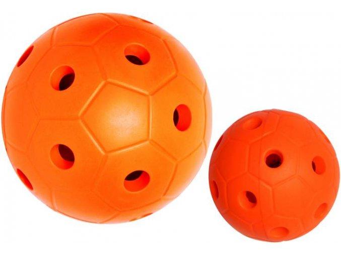 goalball trainer oranzovy