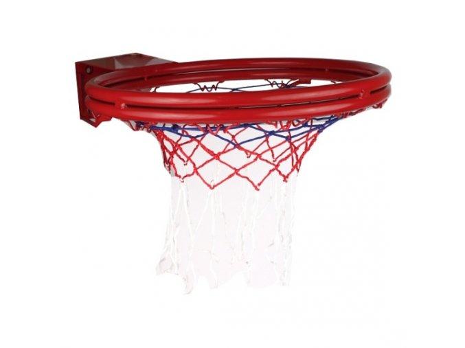 basketbal obroucka odpruzena
