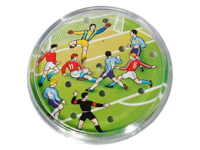 hlavolam kopana fotbal