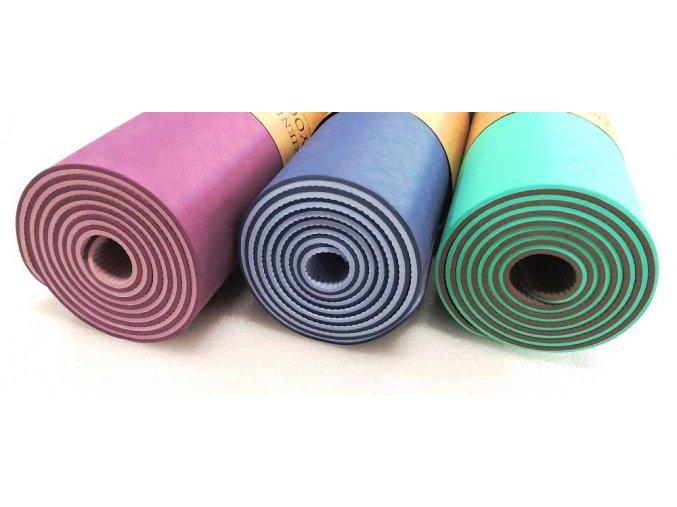 podlozky na jogu tpe cviceni 1