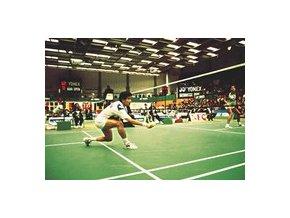 """Badmintonová síť na zakázku """"Champion"""""""