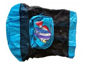batoh na potapecske potreby ryba
