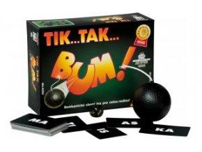 Hra Tik Tak Bum