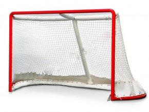 Hokejová branka komaxit 183x122 cm, bez sítě
