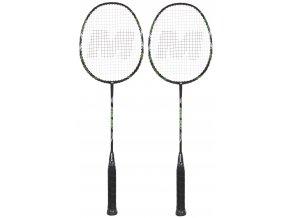 Badmintonová raketa set EXEL 2 ks