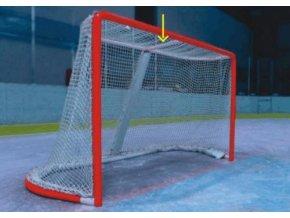 Chránič horní vzpěry hokejové branky