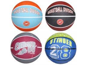 Basketbalový míč Print Mini