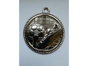 Medaile motiv fotbal - kopačka