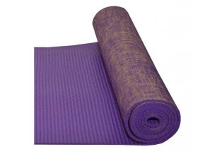 yoga nature mat juta fialova