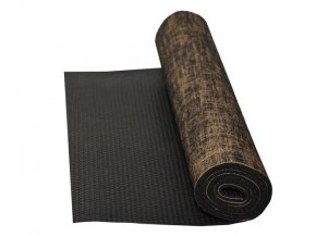 yoga nature mat juta cerna
