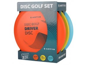 disc golf set new
