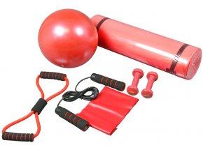 fitness set posilovaci