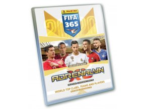 PANINI FIFA 365 2019 2020 ADRENALYN binder a104549035 10374