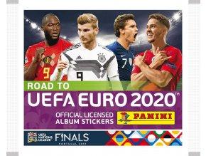 ROAD TO EURO 2020 samolepky a99931594 10374