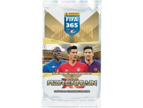 PANINI FIFA 365 2019 2020 ADRENALYN karty a104548450 10374