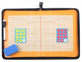 trenerska tabule volejbal rx92