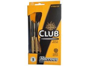 sipky harrows kov steel club t02