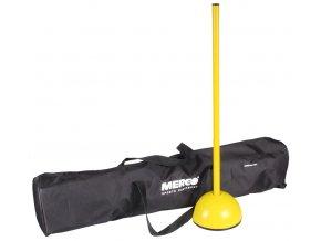 Tyč slalomová 10x Dribbling 80 cm včetně tašky