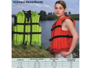 Vodácká vesta S-M