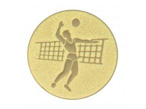 emblem volejbal muz