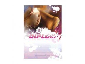 diplomy baseball 6657