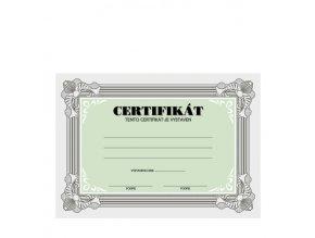 diplom certifikat 6710