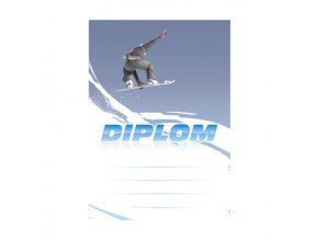 diplom snowboarding 6652
