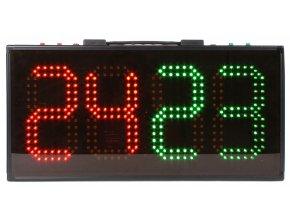 Tabule pro střídání LED elektronická, dobíjecí