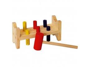 Zatloukačka dřevěná