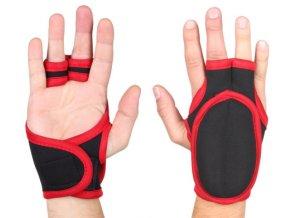 rukavice na piloxing cervene