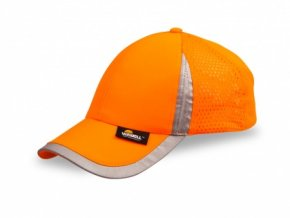 ksiltovka s reflexnimi pruhy oranzove