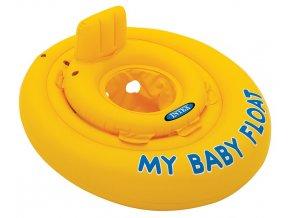 Kruh plavecký dvojitý 70 cm