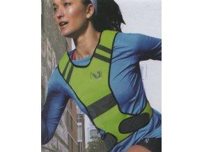 Reflexní vesta běžecká 2