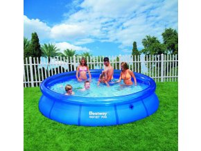 Bazén samostavěcí 366x76 cm