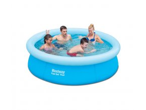 Bazén samostavěcí 198x51 cm