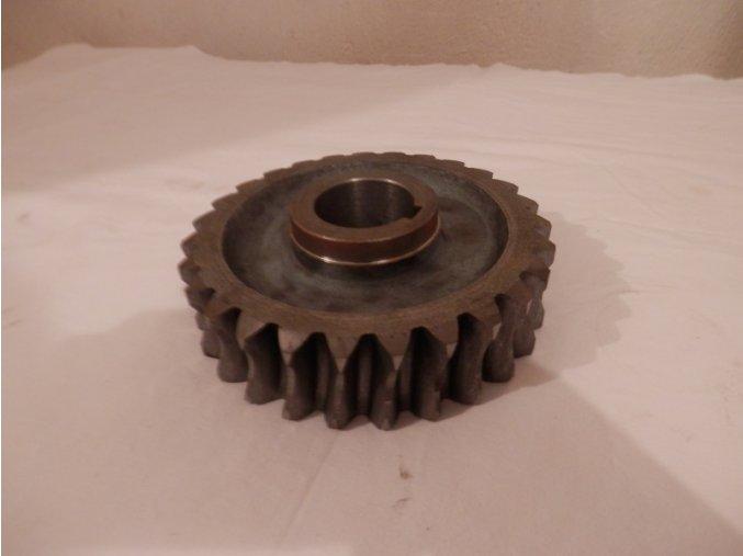 Závitovkové (šnekové) koleso do prevodovky na miešačku M 60 - M 80