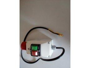 Vypínač so zásuvkou 400 V , 5 kolík , SM 150